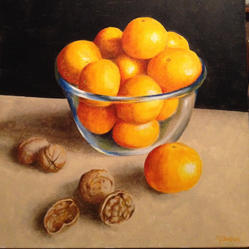 Clementine's and Walnuts