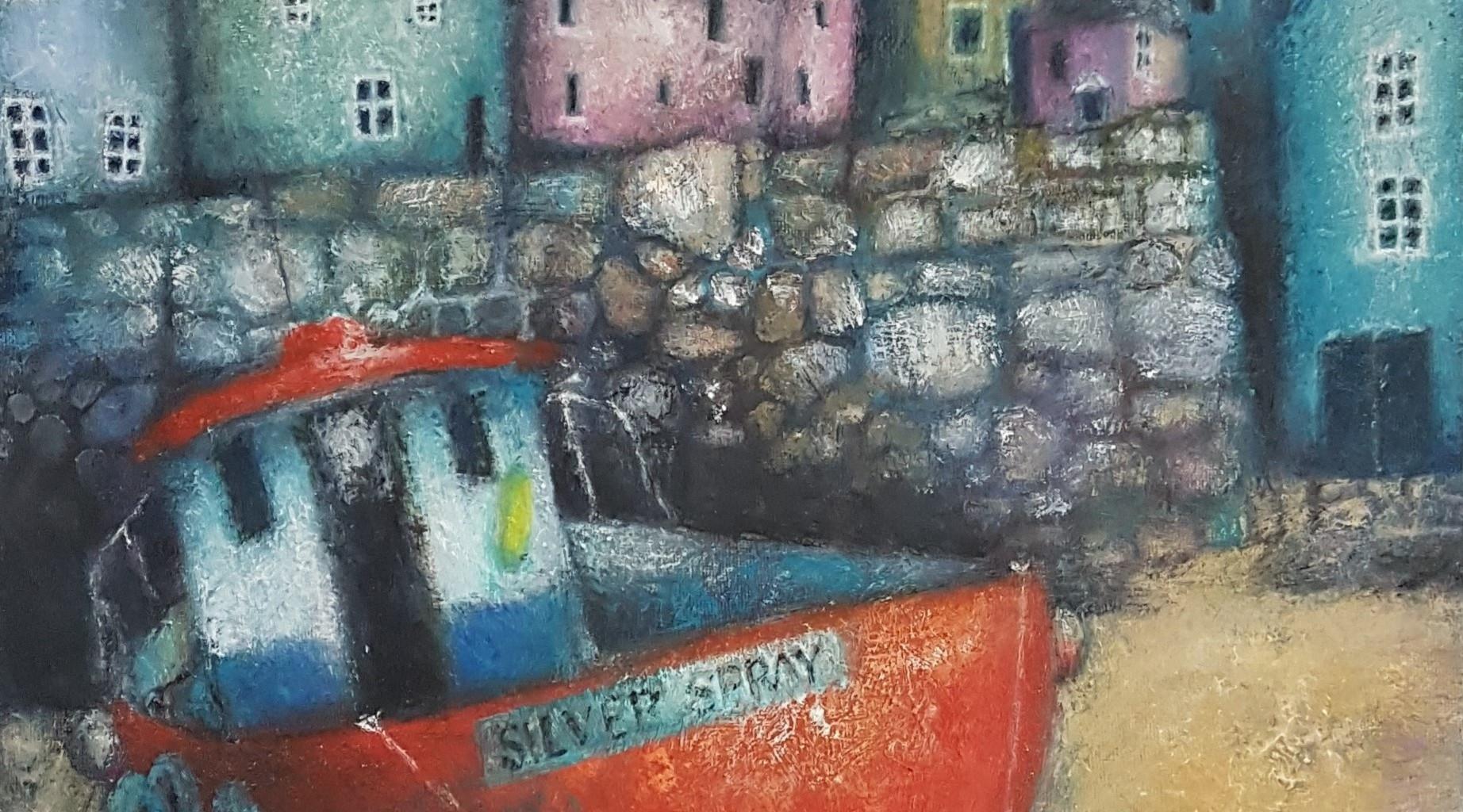 Chantel Ridley - Tenby Harbour