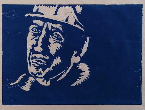 Miner 3 - blue