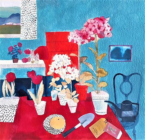 'Blue Kitchen'