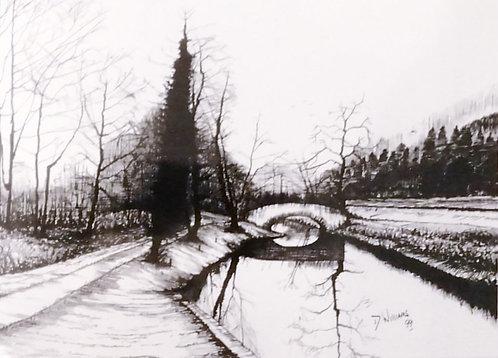 Crygiau Bridge