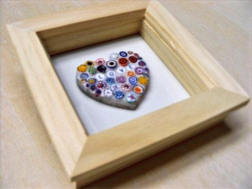 Love Heart Mosaic - Love