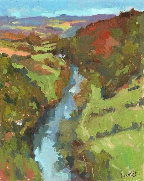River Wye from Yat Rock