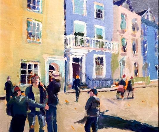 Bert Evans - Intense Light, Tenby