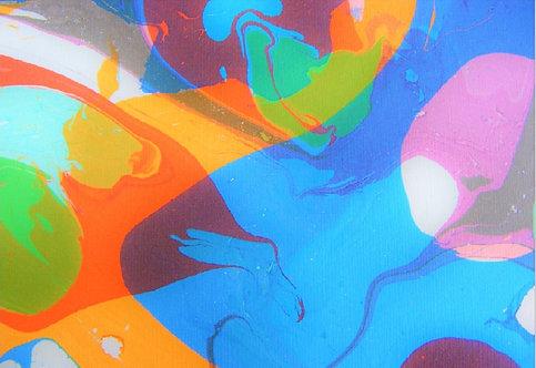 'Waterworks' Giclée print