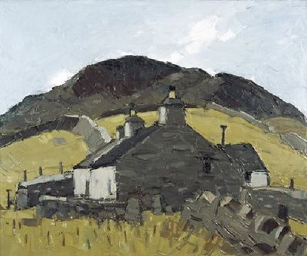 Cottage in the Fields