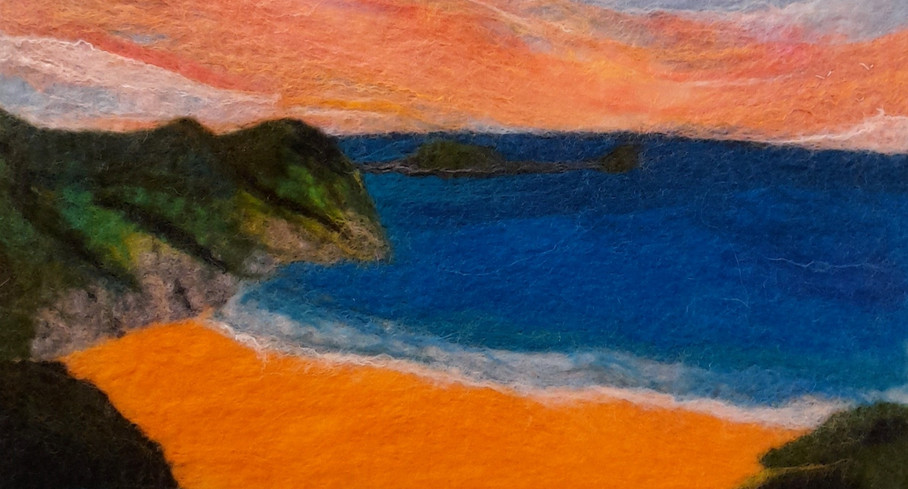 Rhosilli and the Worm