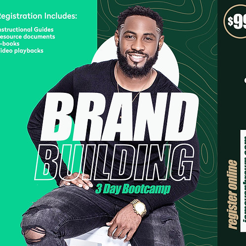 3 Night Brand Building Bootcamp REPLAY
