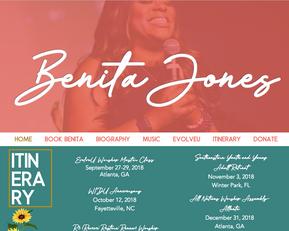 Benita Jones