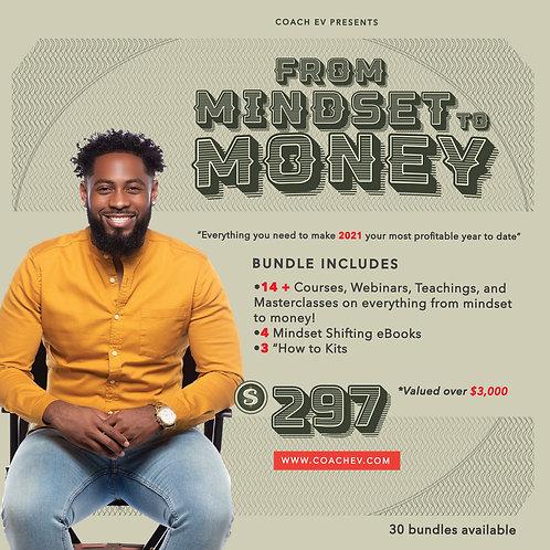 From Mindset To Money (Bundle)