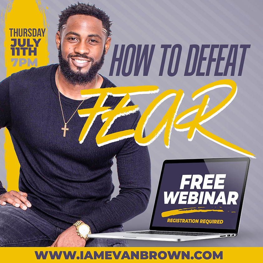 How To Defeat FEAR