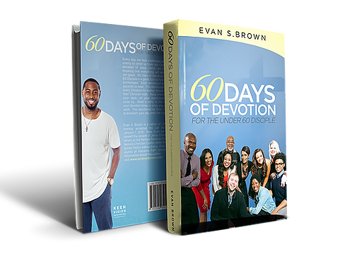 60 Days of Devotion: For The Under 60 Disciple