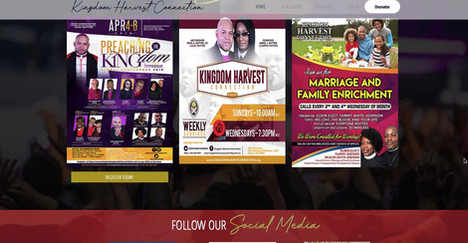 Kingdom Harvest Connection