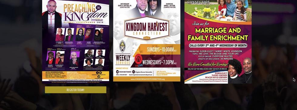 Kingdom Harvest Connection