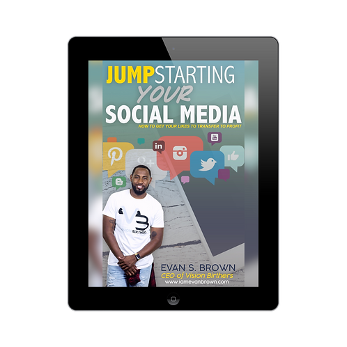 Jumpstarting Your Social Media E-book