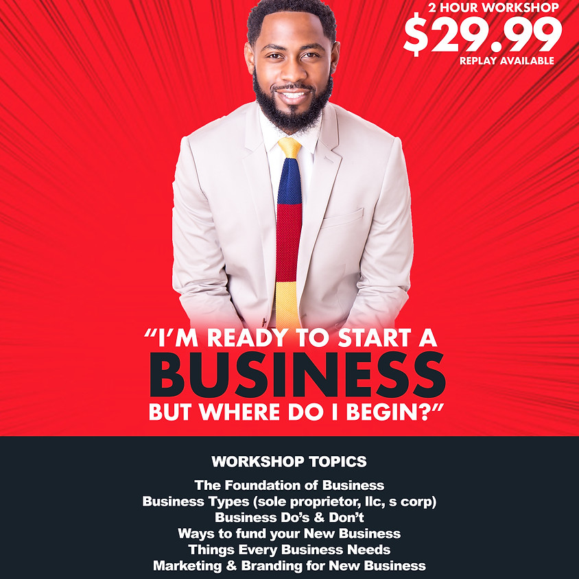 Im Ready To Start A Business But Where Do I Begin?