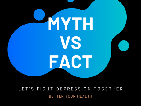 6 Depression Myths That Keep You From Growing