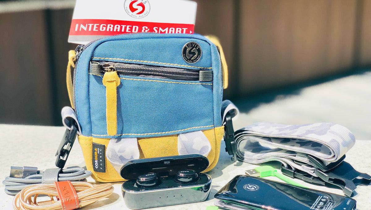 CORDURA® 旅行套裝 Trendy Kit