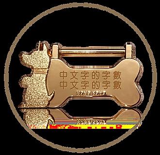DogTag_Gold wiv Circle_Chi.png