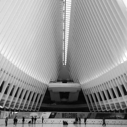Oculus, New York City. NY