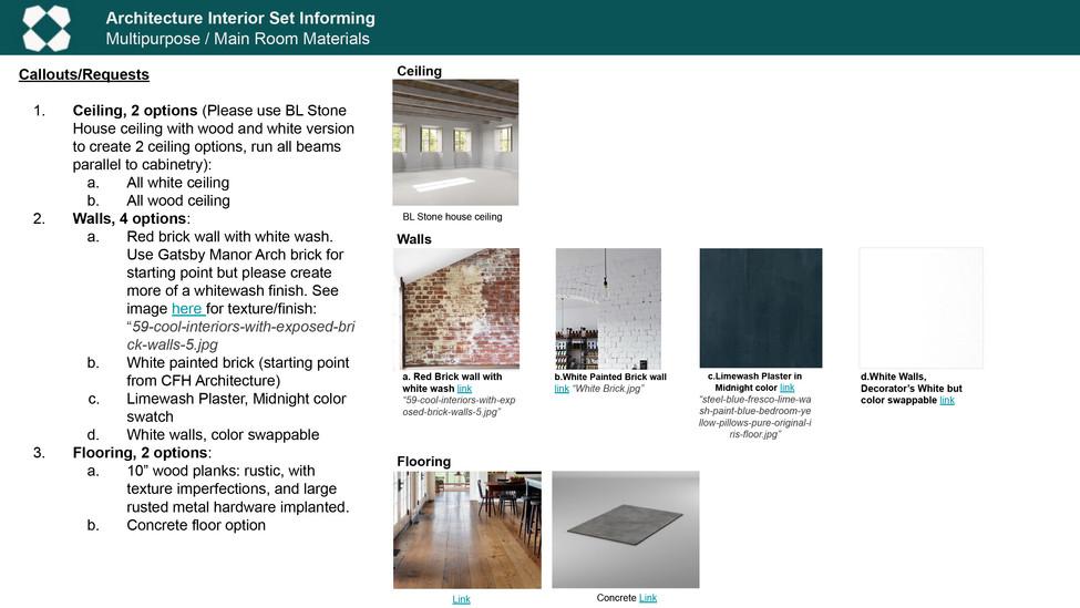 Industrial - Architecture Set Inform - I