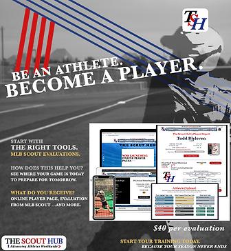 TSH Flyer- MLB Scout Evaluation- 600 x 6