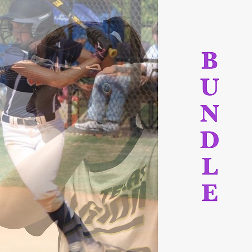 Softball Hitter & Slapper- Pro Evaluation Bundle
