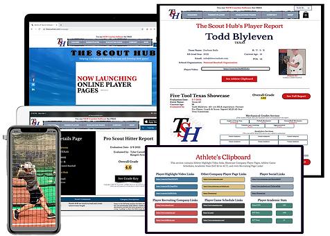 TSH BB Coach Software Page Image 7x5- 5-