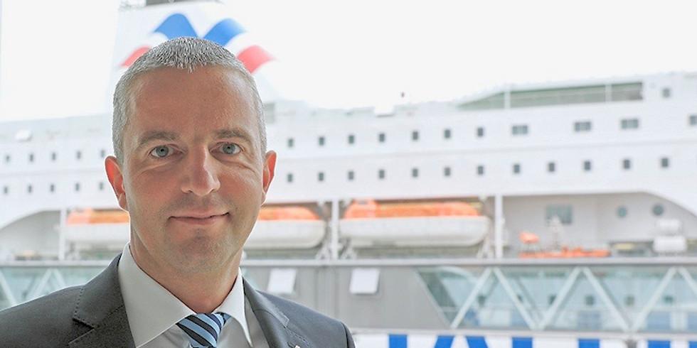 Tallink Group CEO @ Estonian Embassy