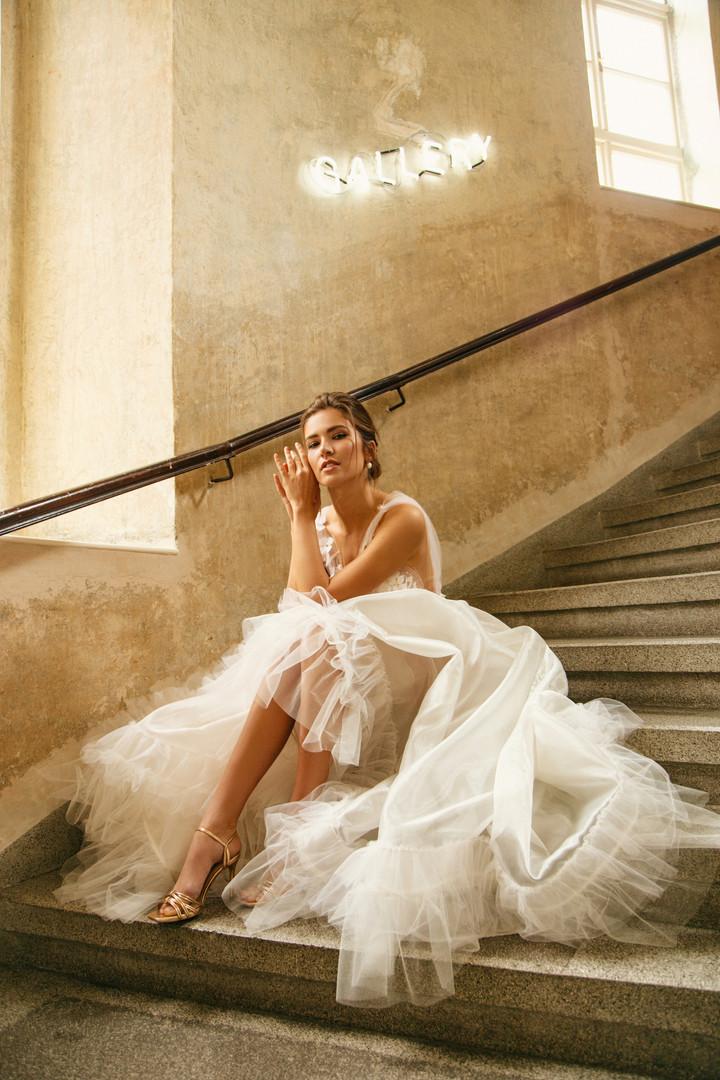 Svatebni šaty 2020 Michaela Dúcká