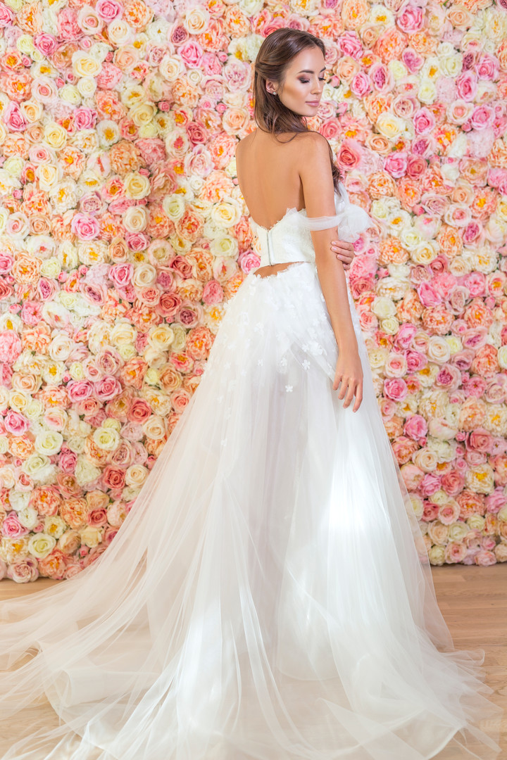 Svatební šaty Michaela k zapůjčení