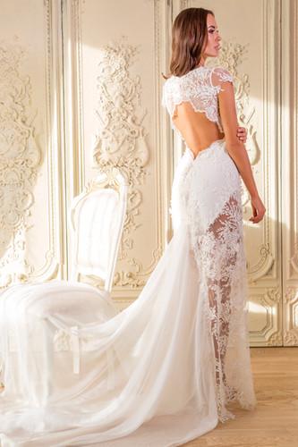 Exkluzivní svatební šaty