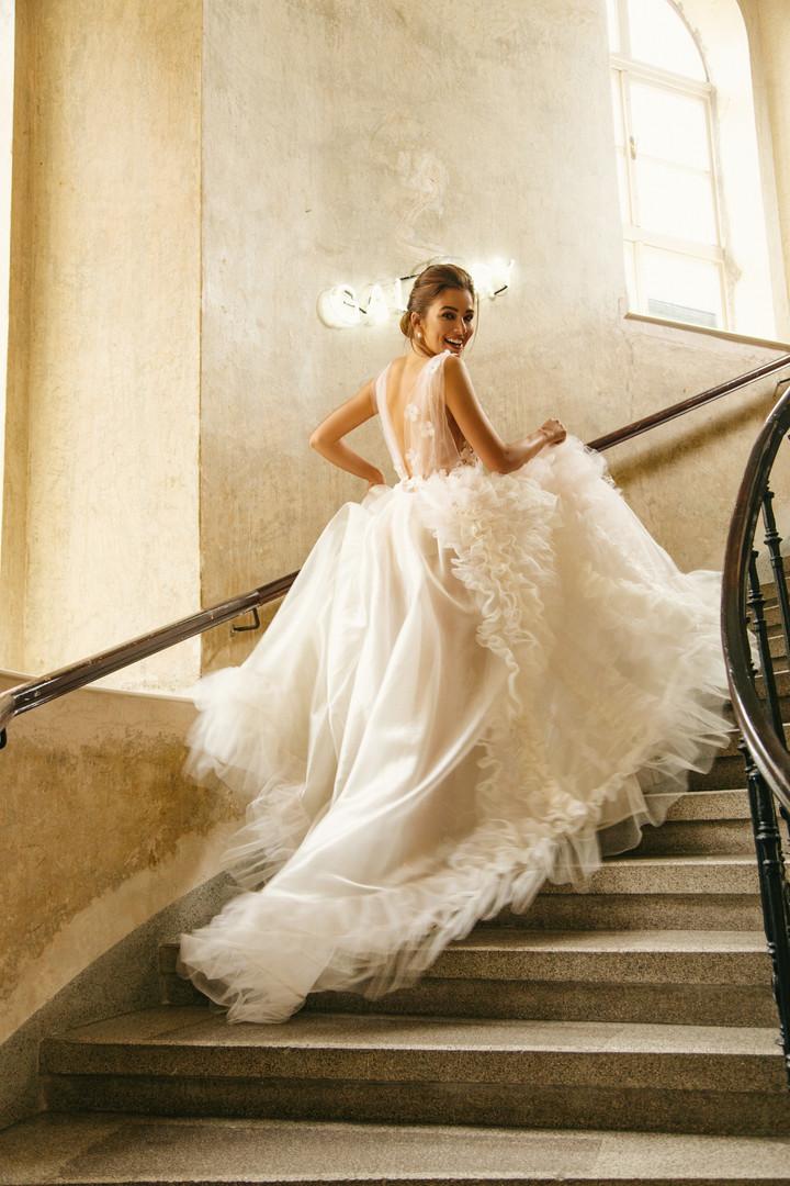 Svatební šaty 2020 Michaela Ducka
