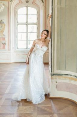 Svatební šaty ERICA