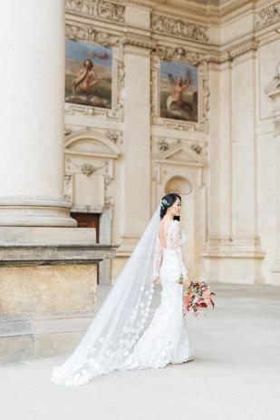 Svatební šaty Gerbera, kolekce 2019