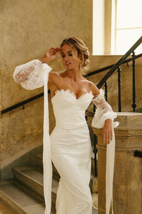 Svatební šaty 2020 Michaela Dúcká