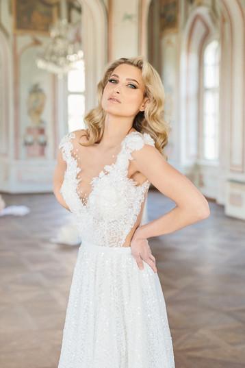 Svatební šaty EVE