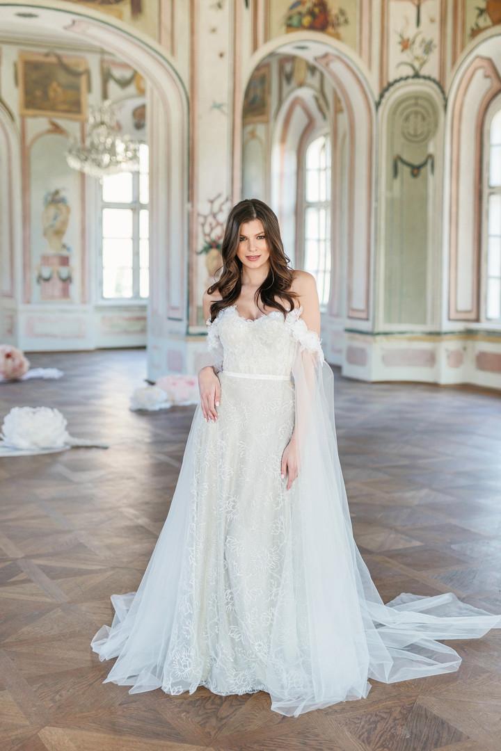 Svatební šaty ELSA