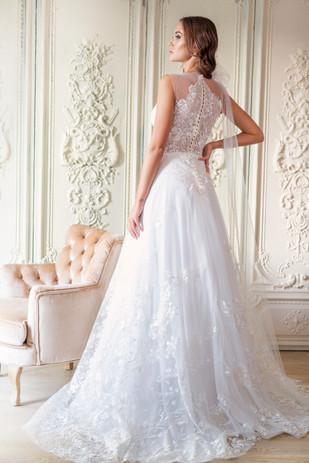 Svatební šaty Michaela