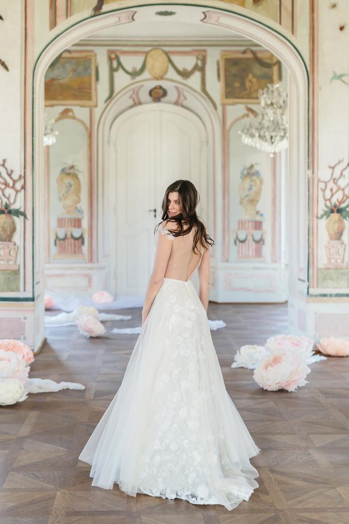 Svatební šaty BEATE
