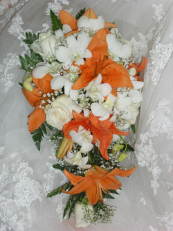 Orchids, Roses & Lilies