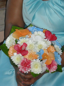 Orchids & Chyrsanthemums