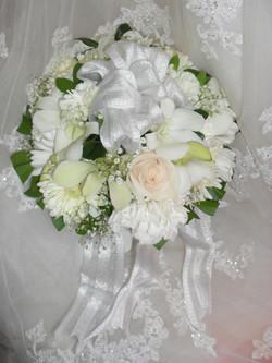 Orchids Roses & Chyrsanthemums
