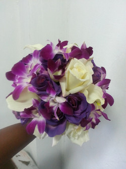 Orchids & Roses