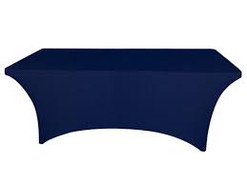 Trestle Table Spandex Cover