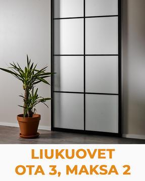 LIUKUOVET OTA 3, MAKSA 2