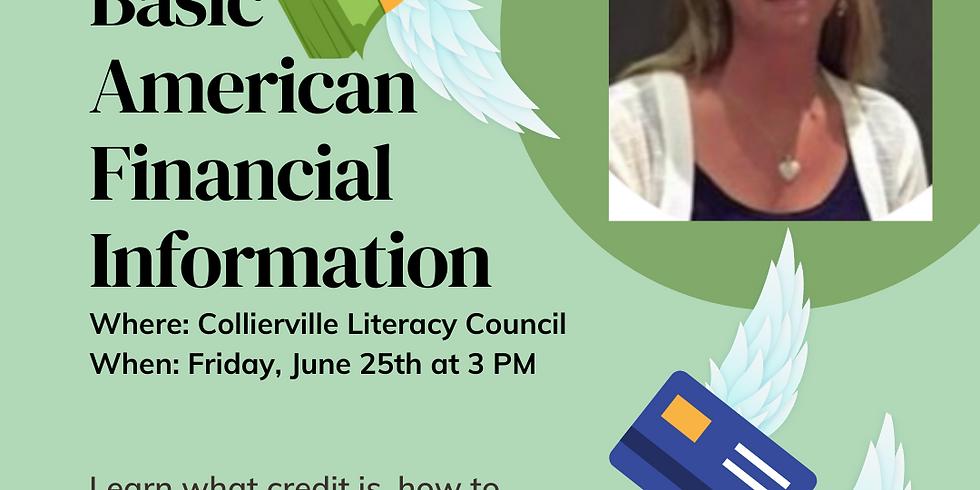 Basic American Financial Information