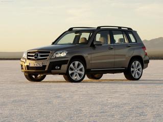Восстановление шаровых нижних передних рычагов Mercedes-Benz GLK