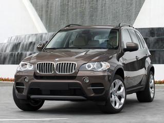 Восстановление шаровых опор BMW X5 E70 в составе верхних и нижних рычагов передней подвески.