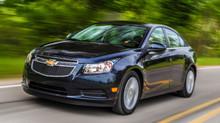 Восстановление шаровых опор Chevrolet Cruze